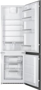 Встраиваемый холодильник SMEG C81721F