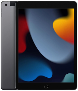 "Планшет Apple iPad (2021) Wi-Fi + Cellular 10,2"" 64 Гб серый"
