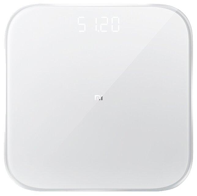 Весы напольные Xiaomi Mi Smart Scale 2 белый