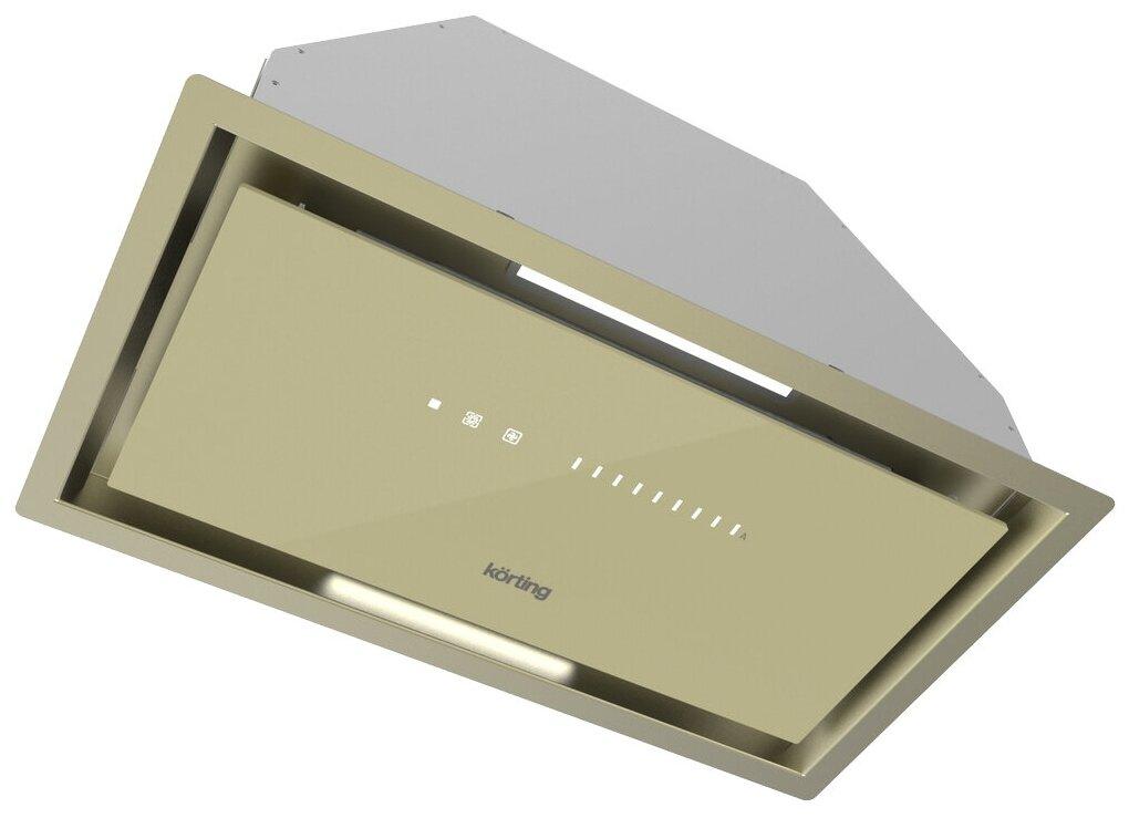 Вытяжка Korting KHI 6997 GB бежевый