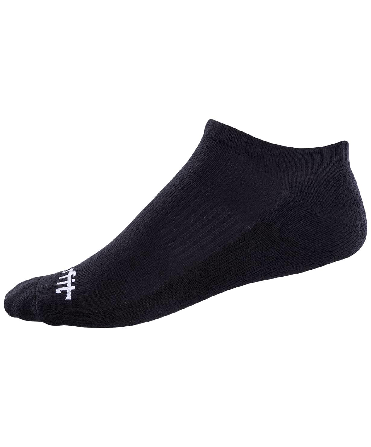 Носки низкие c амортизацией SW-207, черный, 2 пары