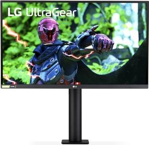 """Монитор LG Gaming [27GN880-B] 27"""" черный"""