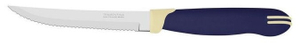Нож Tramontina Multicolor 12,5 см синий