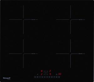 Индукционная варочная поверхность Weissgauff HI 640 BSC черный