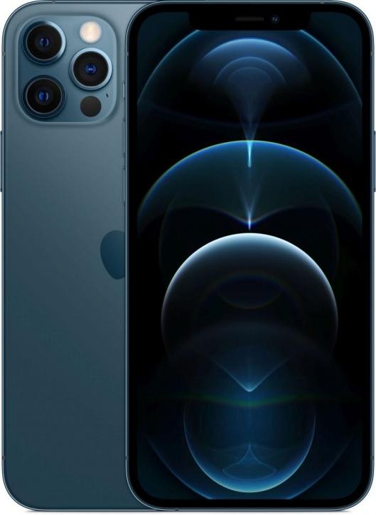 Смартфон Apple iPhone 12 Pro MGMN3RU/A 128 Гб синий
