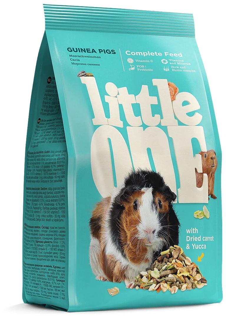 LITTLE ONE / Корм для морских свинок 900 гр