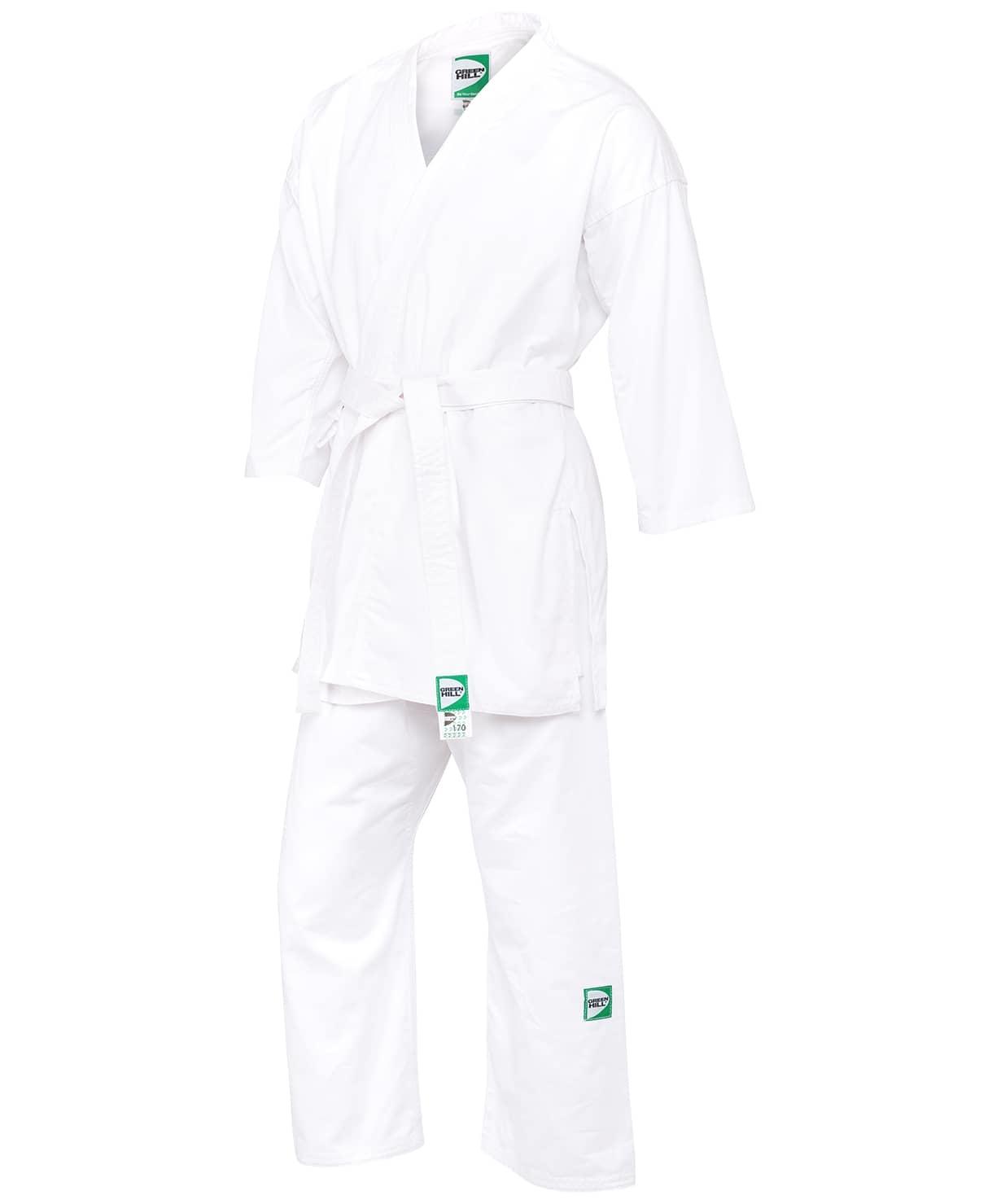 Кимоно для карате Start KSST-10354, белый, р.3/160