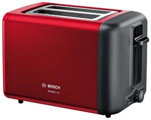 Тостер Bosch TAT3P424 красный