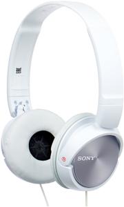 Проводные наушники Sony MDR-ZX310AP белый