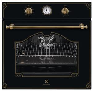 Духовой шкаф Electrolux OPEB 2500 R чёрный