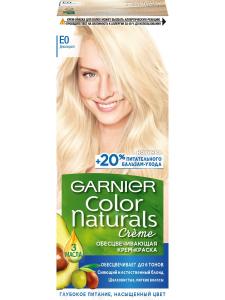 Краска для волос Color Naturals ЕО Супер блонд Garnier
