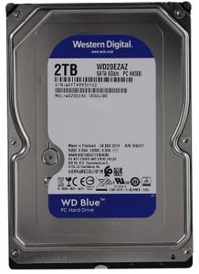Жесткий диск Western Digital Blue [WD20EZAZ] 2 Тб