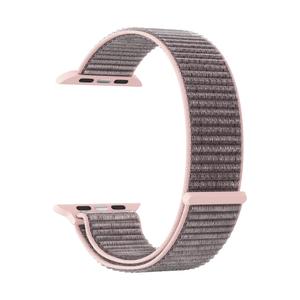 Нейлоновый ремешок для Apple Watch 42/44 mm LYAMBDA VEGA DS-GN-02-44-5 Rose Gold