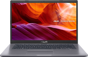 Ноутбук Asus X409FA-EK588T (90NB0MS2-M08820) серый