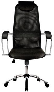 Кресло офисное Метта SU-BK-8 (БЕЗ ОСНОВАНИЯ) черный