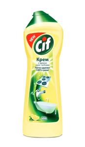 Чистящий крем Active Lemon универсальный 250 мл CIF