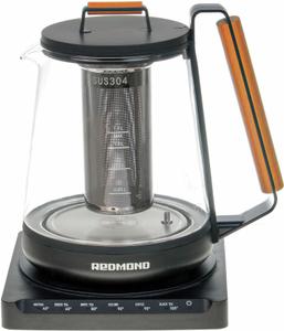Чайник электрический Redmond RK-G1308D черный