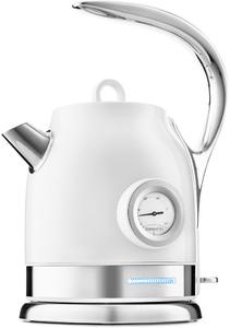 Чайник электрический Kitfort КТ-694-1 белый