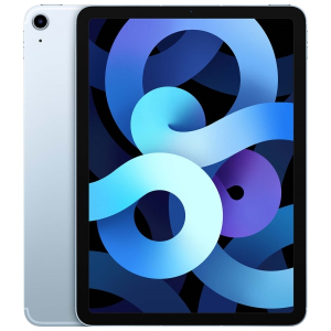 "Планшет Apple iPad Air 2020 Wi-Fi+Cellular MYH02RU/A 10,9"" 64 Гб голубой"