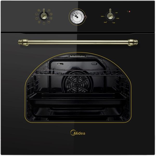 Духовой шкаф Midea MO 58100 RGB-B черный
