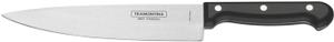 Нож Tramontina Ultracorte 15 см черный