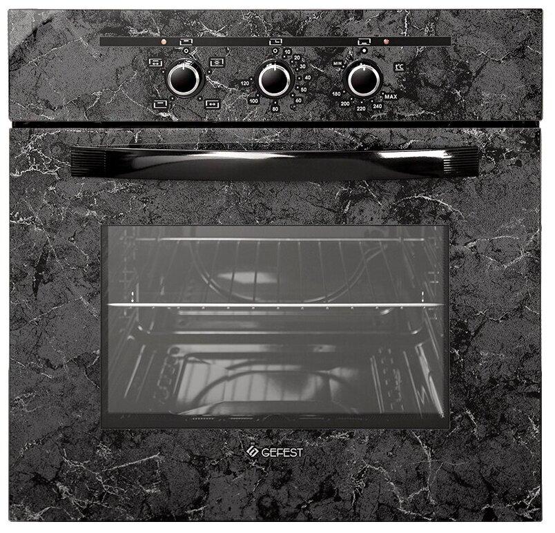 Духовой шкаф GEFEST ДГЭ 621-01 К53 черный