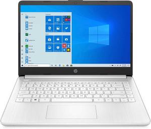 Ноутбук HP 14s-dq0043ur (3B3L4EA) белый
