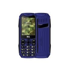 Сотовый телефон BQ 2428 синий (замена микрофона)