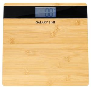 Весы напольные Galaxy GL4813 LINE под дерево