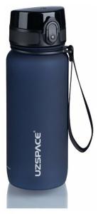 "Бутылка для спорта UZSPACE Colorful Frosted, 650ml (3037) тёмно-синий"""