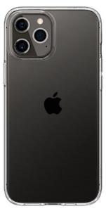 Чехол - накладка Spigen Crystal Flex, clear - iPhone 12/ iPhone 12 Pro