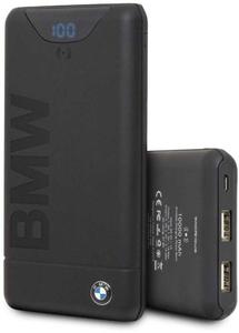 Портативное ЗУ BMW Wireless 10000 mAh черный