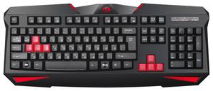 Клавиатура проводная Redragon Xenica черный