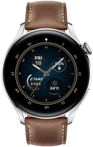 Смарт-часы Huawei Watch 3 коричневый
