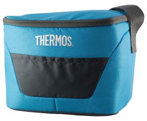 Сумка-термос Thermos Classic 9 Can Cooler 7л. синий/черный (287564)