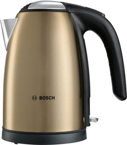 Чайник электрический Bosch TWK7808 золотой