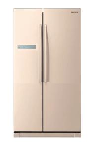 Холодильник Samsung RS54N3003EF бежевый