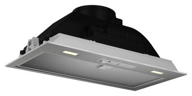 Вытяжка встраиваемая ELIKOR Casper 52Н-450-П3Д серебристый
