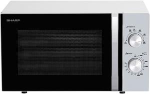 Микроволновая печь Sharp R2200RSL серебристый
