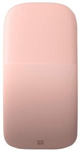 Мышь беспроводная Microsoft ARC розовый