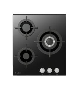 Газовая варочная панель LEX GVG 430 BL черный