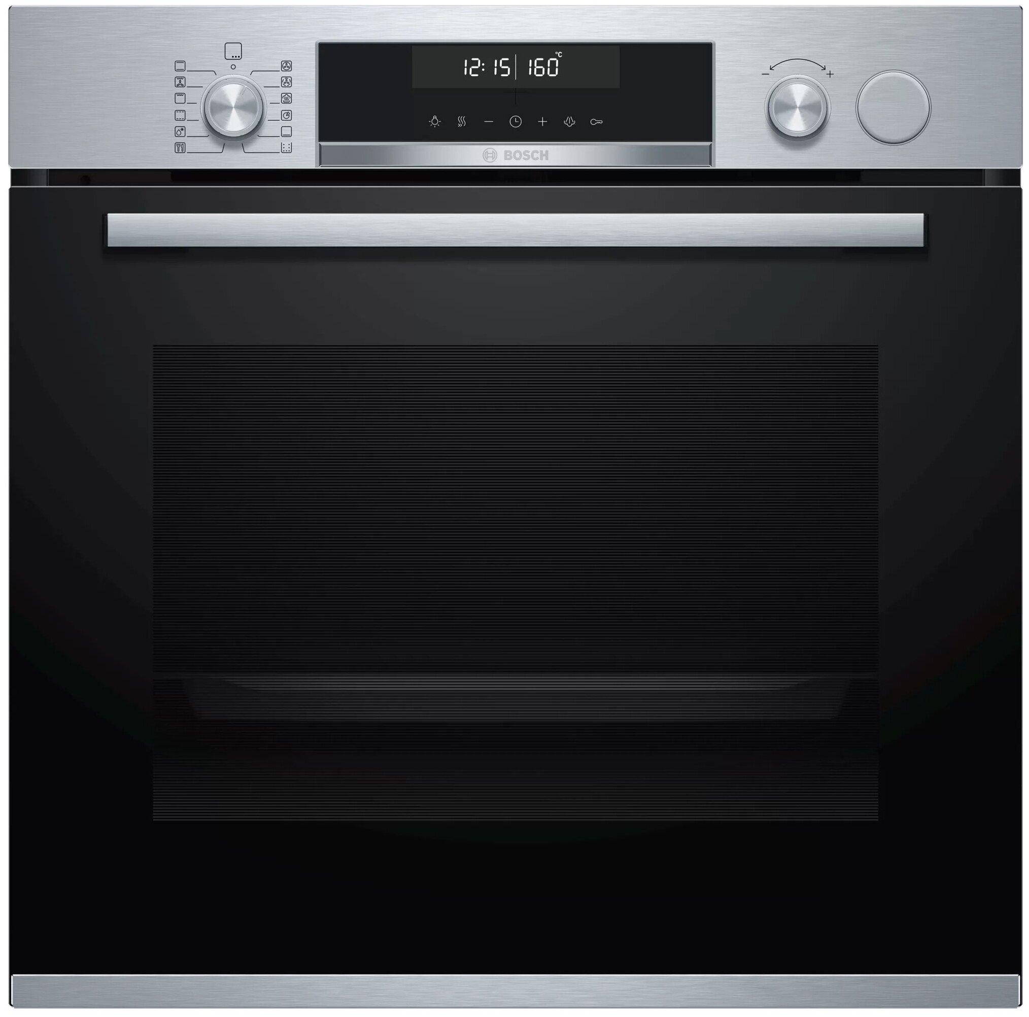 Духовой шкаф Bosch HRA5380S1 черный
