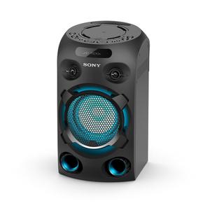Минисистема Hi-Fi Sony MHC-V02 черный