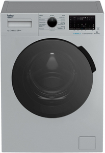 Стиральная машина Beko WSPE7H616S серебристый