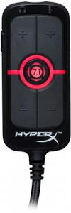 Звуковая карта HyperX AMP [HX-USCCAMSS-BK]