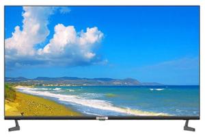 """Телевизор POLAR 43"""" P43L22T2SCSM  черный/FHD/Android TV"""