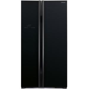 Холодильник Hitachi R-S 702 PU2 GBK черный
