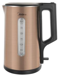 Чайник электрический Midea MK 8079 бронзовый