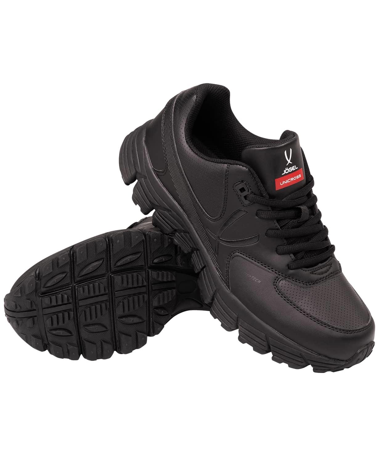 Кроссовки спортивные Unicross JSH502, черный