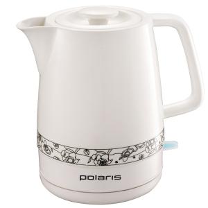 Чайник электрический Polaris PWK 1731CC белый